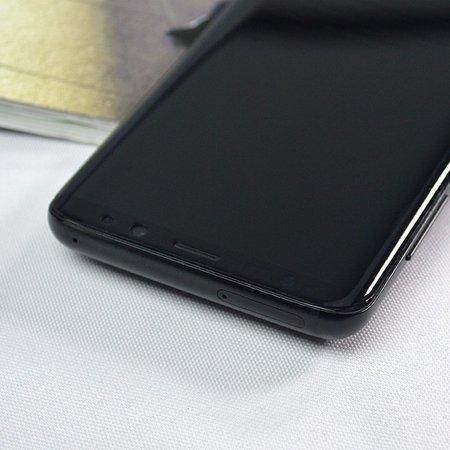 3D Edge Nano Flexi Glass folia szklana szkło hartowane na cały ekran z ramką Huawei P30 Pro przezroczysty