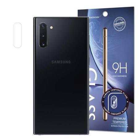 Camera Tempered Glass szkło hartowane 9H na aparat kamerę Samsung Galaxy Note 10+ (Note 10 Plus) / Galaxy Note 10 (opakowanie – koperta)