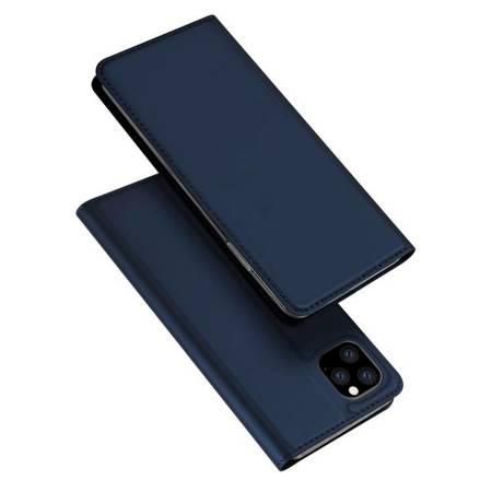 DUX DUCIS Skin Pro kabura etui pokrowiec z klapką iPhone 11 Pro niebieski