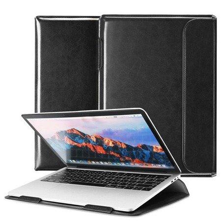 Dux Ducis HEFI 2w1 torba etui podstawka na MacBook 12'' czarny