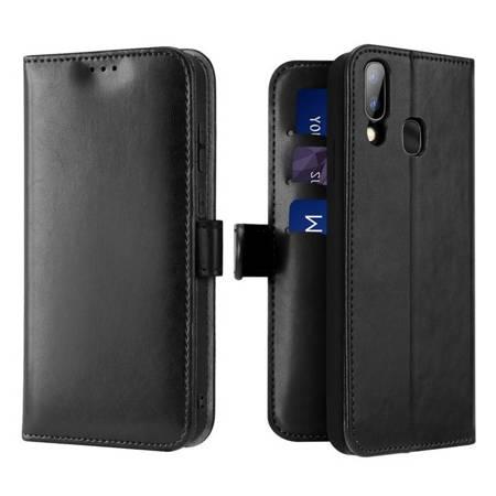 Dux Ducis Kado kabura etui portfel pokrowiec z klapką Samsung Galaxy A20e czarny