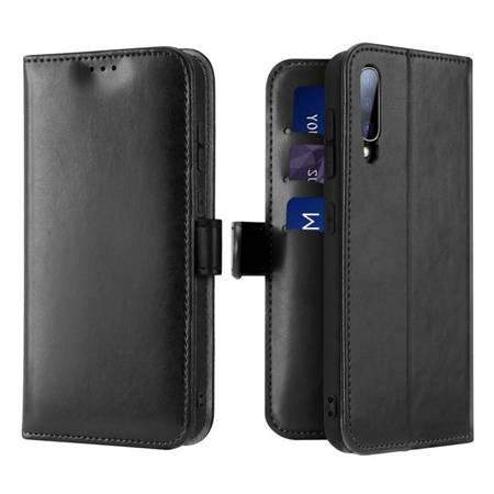 Dux Ducis Kado kabura etui portfel pokrowiec z klapką Samsung Galaxy A50s / Galaxy A50 / Galaxy A30s czarny