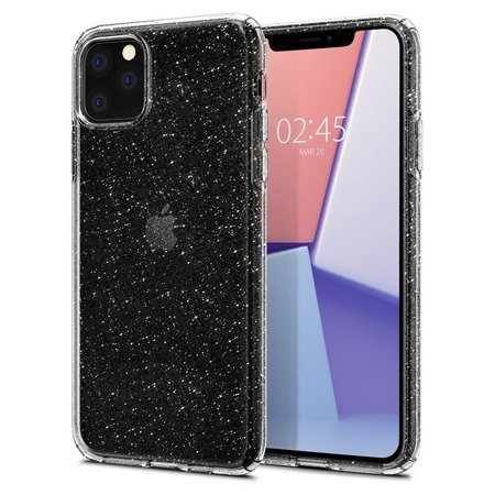 Etui Spigen Liquid Crystal Iphone 11 Pro Max Glitter Crystal
