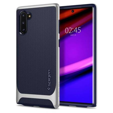 Etui Spigen Neo Hybrid Galaxy Note 10 Arctic Silver