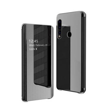 Flip View futerał etui z klapką Huawei P30 Lite czarny