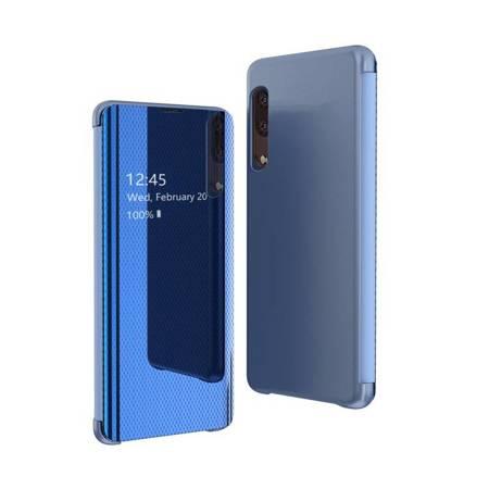 Flip View futerał etui z klapką Samsung Galaxy A50s / Galaxy A50 / Galaxy A30s niebieski
