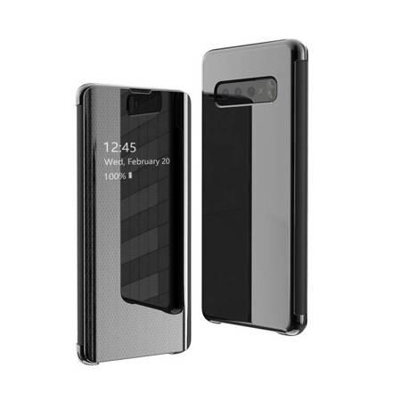 Flip View futerał etui z klapką Samsung Galaxy S10 czarny