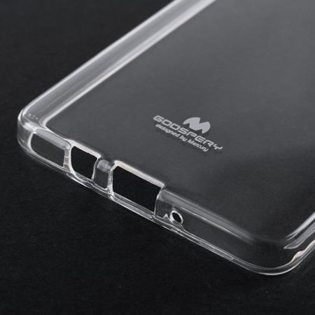 Mercury Goospery żelowe etui Jelly Case Huawei Nova przezroczyste