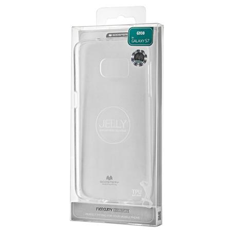 Mercury Goospery żelowe etui Jelly Case Huawei Y5II przezroczyste