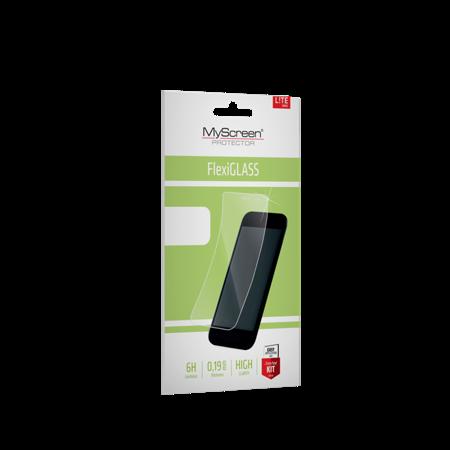 OnePlus Nord N100 -  Szkło hybrydowe MyScreen FLEXI GLASS EasyCLEAN