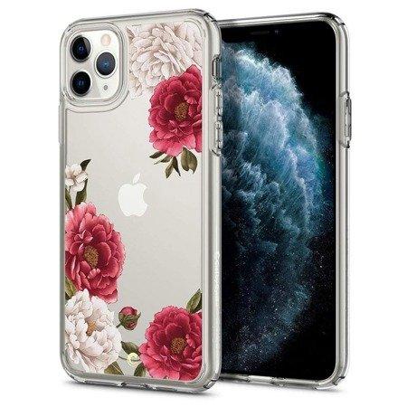 Spigen Ciel Iphone 11 Pro Max Red Floral