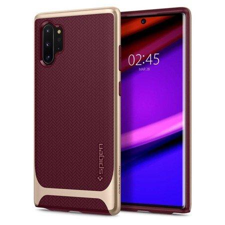 Spigen Neo Hybrid Galaxy Note 10+ Plus Burgundy