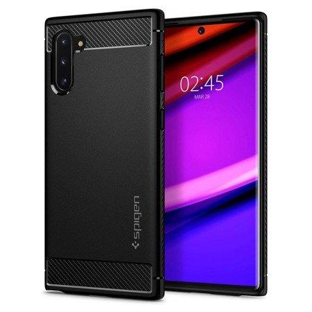 Spigen Rugged Armor Galaxy Note 10 Matte Black