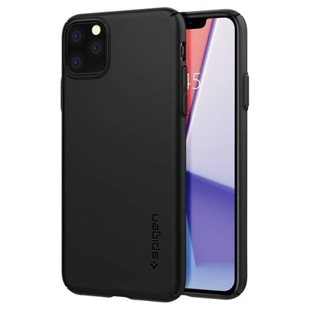 Spigen Thin Fit Air Iphone 11 Pro Max Black