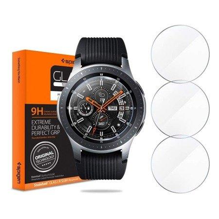Szkło Hartowane Spigen Glas.Tr Slim Galaxy Watch 46mm