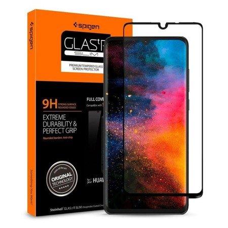 Szkło Hartowane Spigen Glass Fc Huawei P30 Black