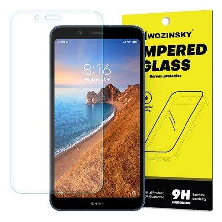 Tempered Glass szkło hartowane 9H Xiaomi Redmi 7A (opakowanie – koperta)