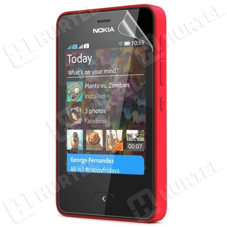 WOZINSKY folia ochronna Nokia Asha 501