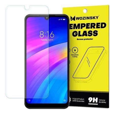 Wozinsky Tempered Glass szkło hartowane 9H Xiaomi Redmi 7 (opakowanie – koperta)