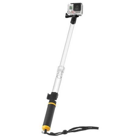 Wypornościowy wysięgnik selfie do kamer sportowych GoPro SJCAM