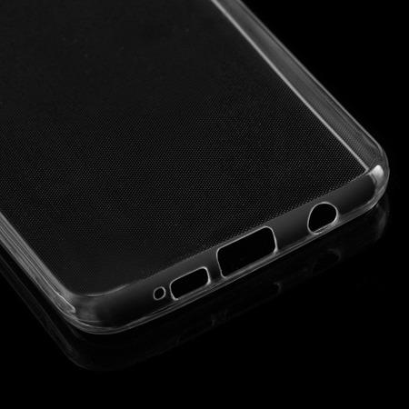 Żelowy pokrowiec etui Ultra Slim 0,3 mm Huawei Honor 6 przezroczysty